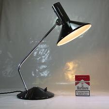 Antik HELO Schreibtischlampe 60er Jahre Vintage Metall Tischlampe Leselampe