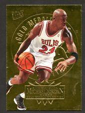 1995-96 Fleer Ultra Gold Medallion Michael Jordan SP #25 Rare Card
