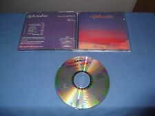 "TIERRY MORALI ""APHRODITE"" CD DIEM FRANCE CDMA101"