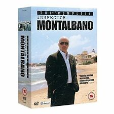 Inspector Montalbano Complete Collection - DVD Region 2