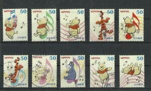 D 1942 Japan 2013 Winnie The Pooh Gestempelt,Used