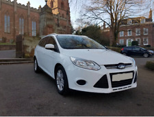 2013 Ford Focus diesel estate 1.6 tdci 13 reg 115bhp edge,122k,10 mot,new clutch