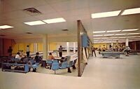 TX Abilene Christian College BOWLING ALLEY Rec Ctr 1959-64 MINT postcard B54