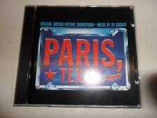 Cd  Paris-Texas von Ry Cooder (1988) - Soundtrack
