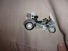 Honda Goldwing Trike tan 2XL button down long sleeve casual shirt