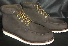 Mens Wolverine Ranger Boots Brown Leather  W40253 Size 10.5 New In Box