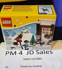 LEGO+Creator%3A+Winter+Fun+%2340124+New+Holiday+Set+Retired+New+mint+in+box