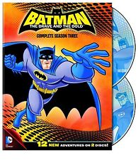 NEW - Batman: The Brave and the Bold: Season 3