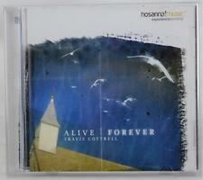 Hosanna Music Alive Forever Travis Cottrell CD NM-MINT