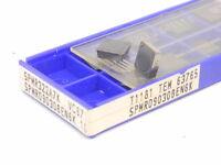 10 NEW SURPLUS VALENITE SPMR 322 A7K Grade: VC67 CARBIDE INSERTS SPMR 090308