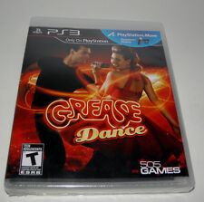 Grease: Dance (Sony PlayStation 3, 2011) ps3