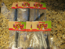 (6)- Bags of Plant Markers, Each comes with a Pen. All Brand New & Sealed!