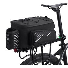 ROCKBROS Fahrradtasche Gepäcktasche Gepäckträger Satteltasche mit Regenschutz