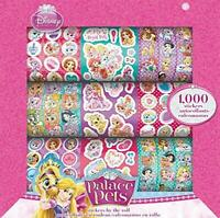 Disney Palace Pets Stickers by the Roll x 8.25''