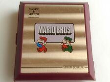 Vintage Nintendo Game & Watch MARIO BROS Multi Screen Handheld Game/tested-C2-