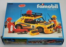 Playmobil system FAMOBIL rally car 3524