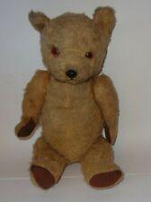 Merrythought? 1950s, Teddy bear. 18'' / 46 cm high,.