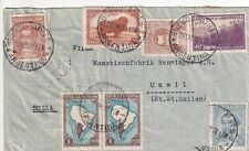 ARGENTINA  STAMP  COVER