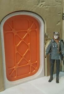 Jabbas Palace (the vintage collection)1x Door for your diorama - 3D printed.(PP)