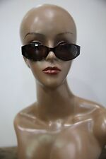Juicy Couture Women's Park Avenue Turquoise Shell Blue Red Sunglasses Eyewear