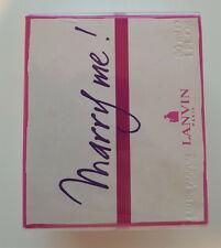 (63,30/100ml) Lanvin Marry Me Eau de Parfum (EdP) 30ml 1 FL. OZ Damen NEU