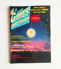 The Games machine n°32 giugno 1991 rivista videogiochi