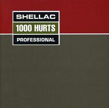 Shellac - 1000 Hurts [New CD]