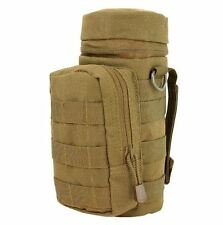 CONDOR MOLLE Nalgene H2O Hydration Carrier Pouch ma40-498 COYOTE BROWN