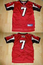 Youth Atlanta Falcons Michael Vick L (14/16) (Red) Reebok Jersey