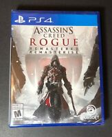 Assassin's Creed Rogue [ Remastered ] (PS4) NEW