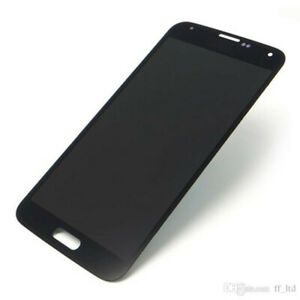 Samsung Galaxy S5 NEO LCD screen digitizer Dark Blue/Black G903W8 G903 No Frame