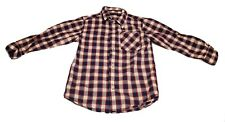 Tommy Hilfiger Button Up Shirt Boys 4T Toddler Shirt Tommy Hilfiger Plaid Shirt