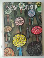 The New Yorker Magazine - March 17,1962 Full Magazine, Cover Art, Abe Birnbaum