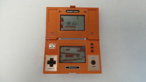 Nintendo Donkey Kong DK-52 Game and Watch Handheld Console