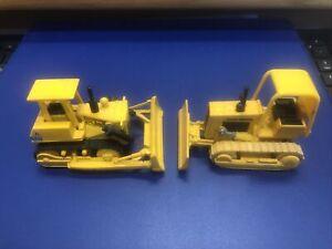 2 - 1/64 Scale Crawlers or Bulldozers - TD-20E & John Deere