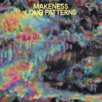 Makeness LOUD PATTERNS Debut Album +MP3s LIMITED New Yellow Colored Vinyl LP