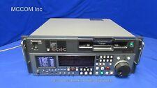Panasonic AJ-SD965 DVCPRO 50 Recorder w/ 1834 tape hrs