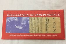 NEW Declaration of Independence