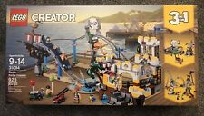 Lego Creator 3 in 1 Pirate Roller Coaster 31084 Building Kit * NEW * SEALED *