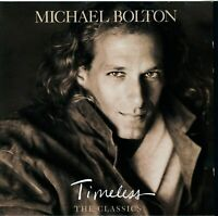 Michael Bolton - Timeless Vol.1 (The Classics, 1998) NEW & SEALED CD