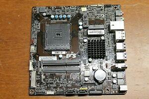 ECS A78F2-TI NEW AMD Motherboard FM2+ Chip Mini-ITX DDR3 similar to A55F2-TI