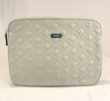 """Tumi Quilted Laptop Cover Computer Case Carry Travel Bag 16""""  New"""