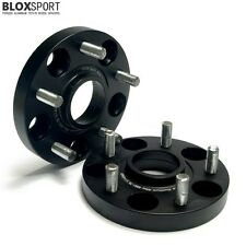 2pcs 15mm 5Lugs Aircraft Aluminum Wheel Spacer 5x108 fit Ford Focus,ST,All Year