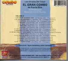 RARE salsa CD un verano Nueva York VAGABUNDO brujeria EL MENU timbalero CUPIDO
