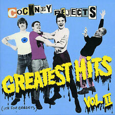 COCKNEY REJECTS - GREATEST HITS, VOL. 2 NEW CD
