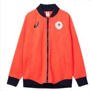 2033A499.600 Tokyo 2020 Olympic Games Team Japan Podium Jacket L Asics Unisex