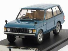 Range Rover 1970 Tuscan Blue 1:43 ALMOST REAL 410101