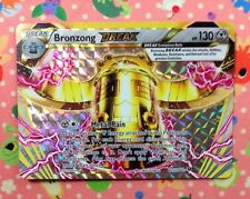 Bronzong BREAK XY Fates Collide 62/124 Ultra Rare Holo Pokemon Card