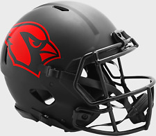 Arizona Cardinals Nfl Riddell Speed Authentic Football Helmet Eclipse