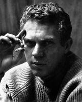 8x10 Print Steve McQueen 1956 Portrait #SM733